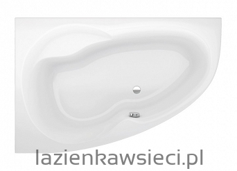 WANNA NEWA PLUS 1600X950 MM LEWA WAAC.NEL16WH
