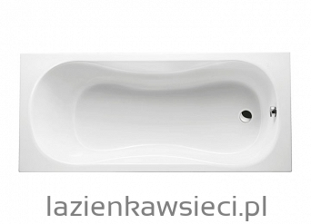 WANNA CLESIS LUX 1695X750 MM WAEX.CLE17WH