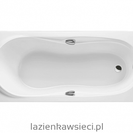 WANNA ELEGANCE 1700X755 MM WAEX.ELE17WH