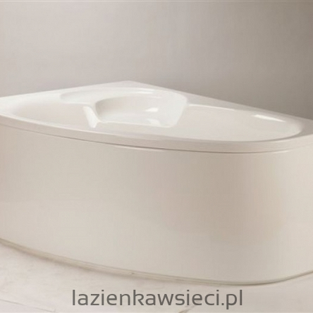 OBUDOWA EXCELLENT DO WANNY AQUARIA COMFORT 1600X560 MM LEWA OBEX.AQLE.16WH